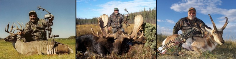 Bowhunter Del Delmastro