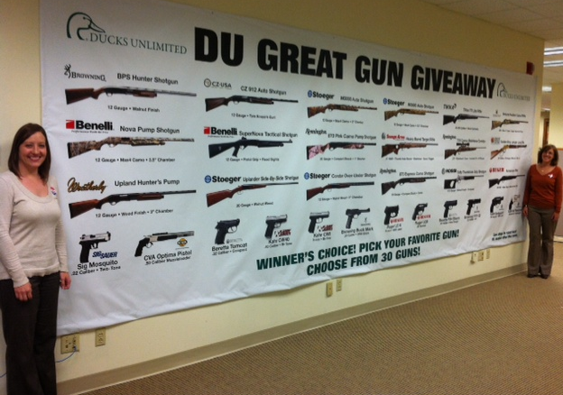 Ducks Unlimited Great Gun Giveaway