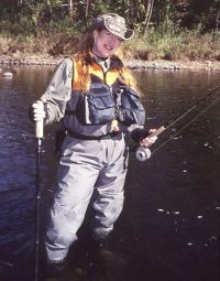 Marla Blair Fly Fishing