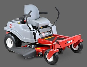 Quest Zero-Point Turn Riding Mowers