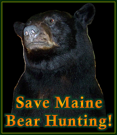Save Bear Hunting