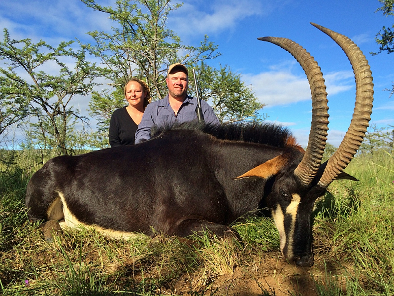 South Africa hunt
