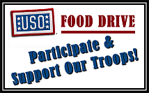 Join us in supporting the USO